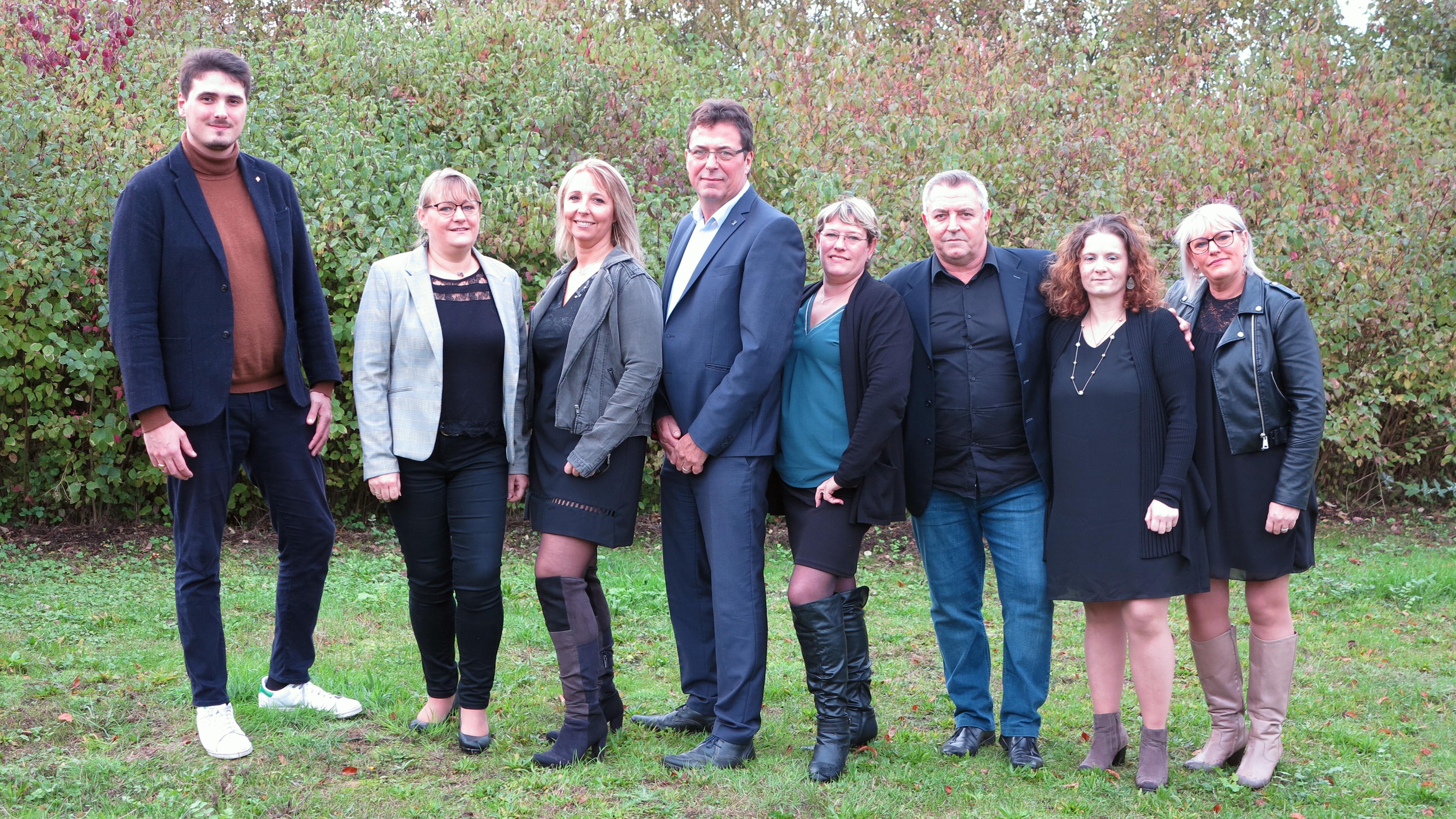 Équipe permanente de notre organisme de formation professionnelle à Lens (Harnes)