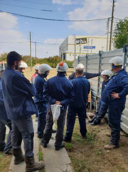 Recyclage habilitation électrique B0H0 H0V  Executant Charge de chantier