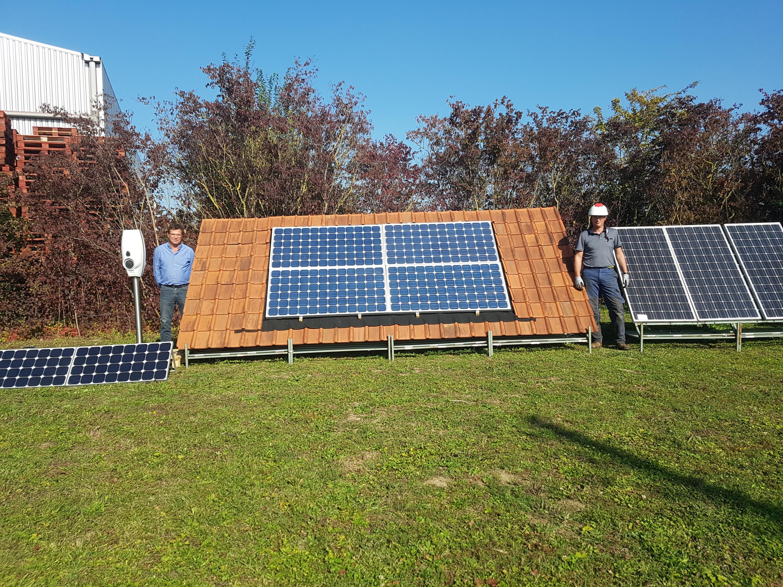 Recyclage habilitation électrique BR (Photovoltaïque)