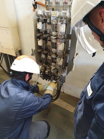 Recyclage TST BT sur les installations industrielles